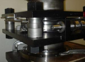 Actuator to cam linkage valve
